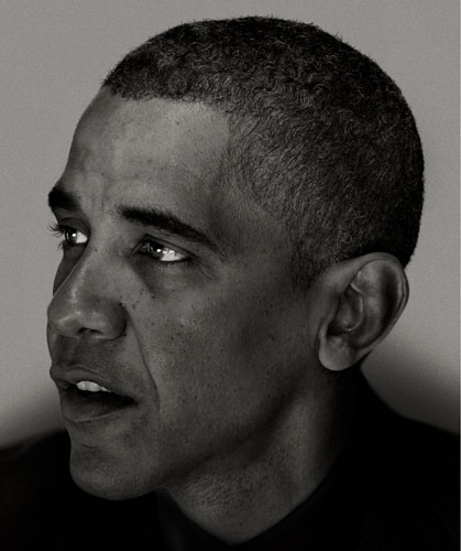 Nadav Kander. Obama's People and Other Portraits e Inner Condition