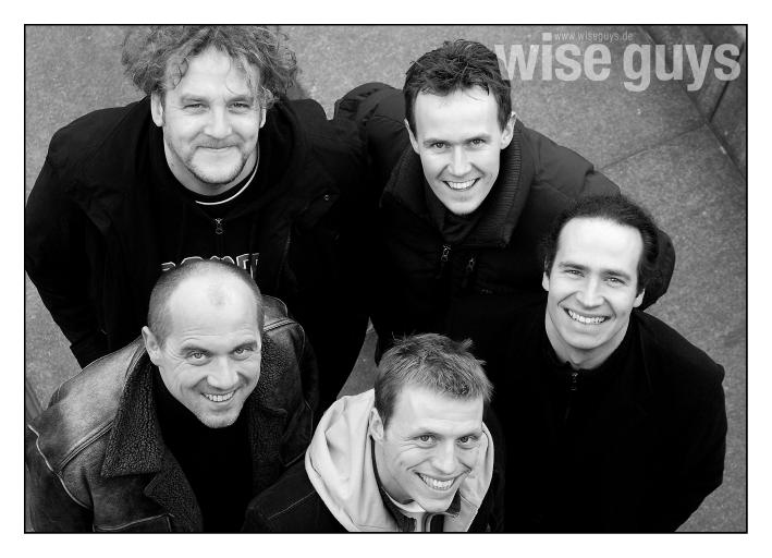 Wise Guys «Alle meine Entchen» Tekkno Remix